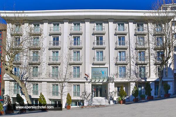 هتل اینوا سلطان احمد استانبول