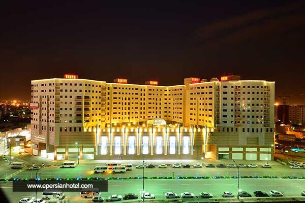 هتل ایزد مشهد