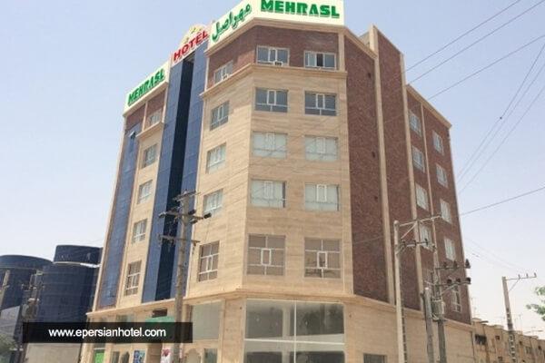 هتل آپارتمان ایرانیکا (مهر اصل) اهواز