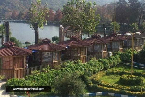 هتل جهانگردی لاهیجان
