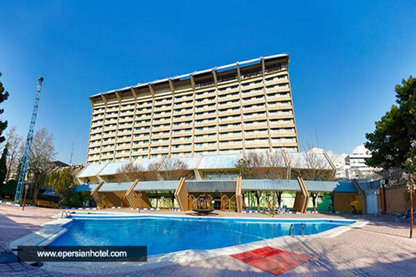 هتل بین المللی لاله تهران