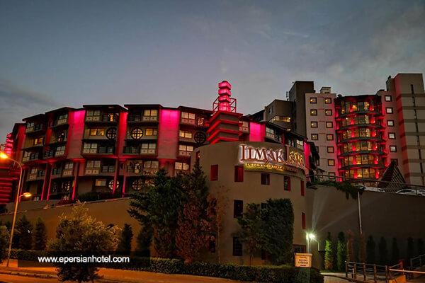 هتل لیماک لارا دو لوکس اند ریزورت آنتالیا