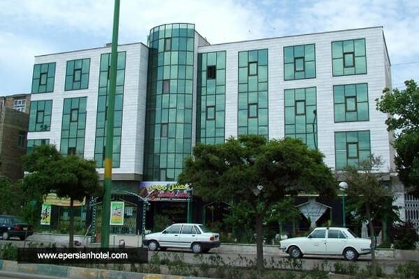 هتل مهدی اردبیل