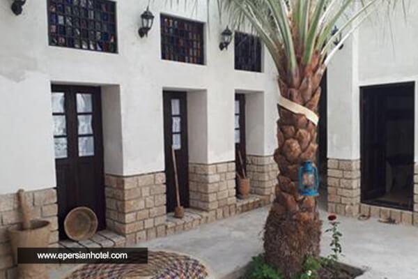 هتل اقامتگاه بومگردی مان همیشه سبز بوشهر