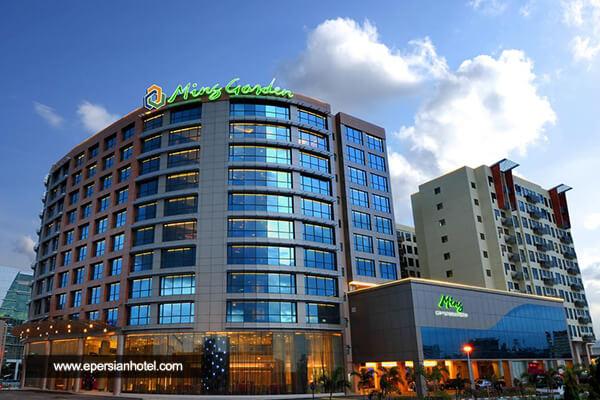هتل مینگ گاردن رزیدنس صباح