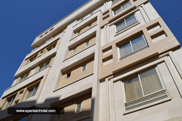 هتل آپارتمان آپارتمان نور النجف مشهد