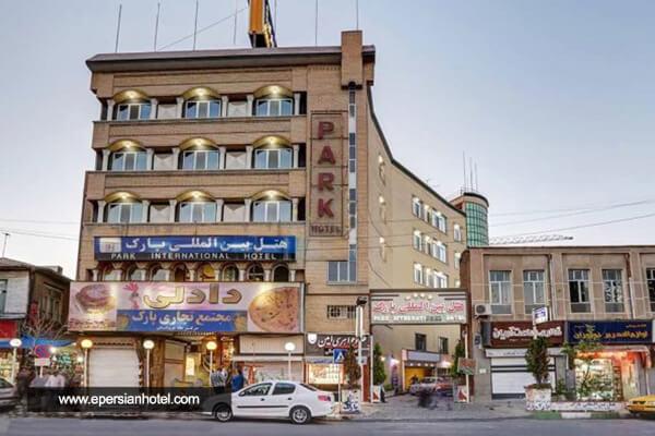 هتل پارک ارومیه