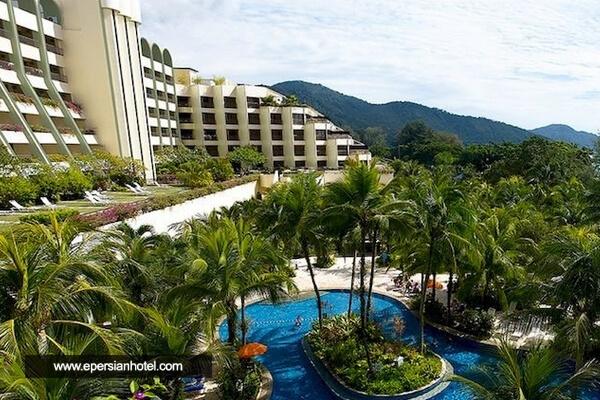 هتل پارک رویال پنانگ