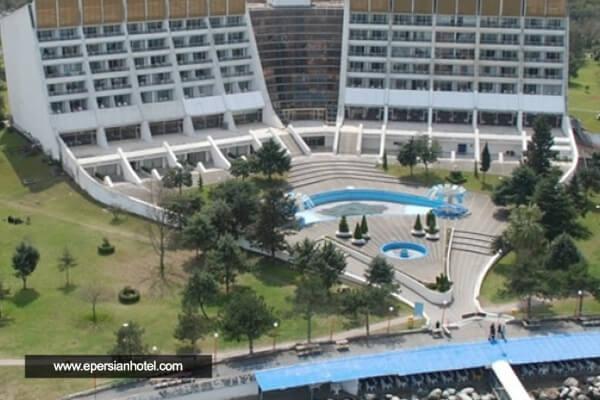 هتل پارسیان خزر چالوس