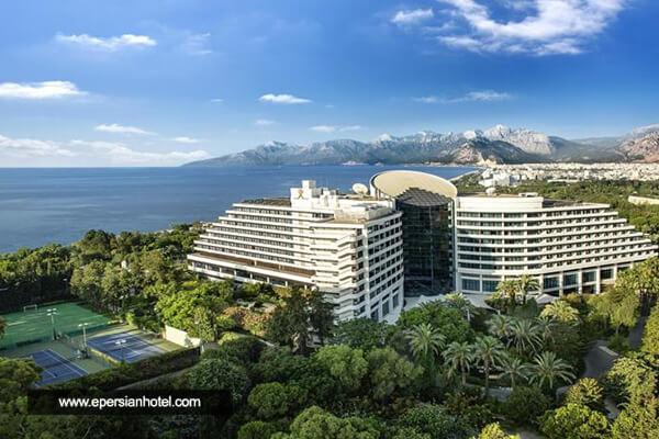 هتل رکسوس داون تاون آنتالیا