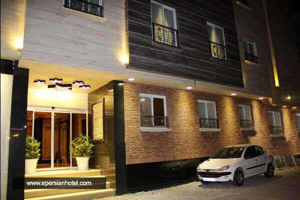 هتل آپارتمان آپارتمان ستارگان  مشهد