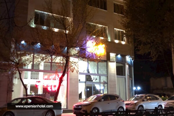 هتل سیمرغ اردبیل