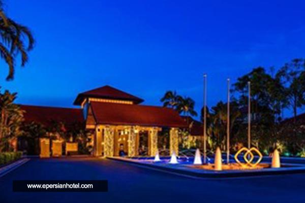 هتل سافیتل ریزورت سنتوسا