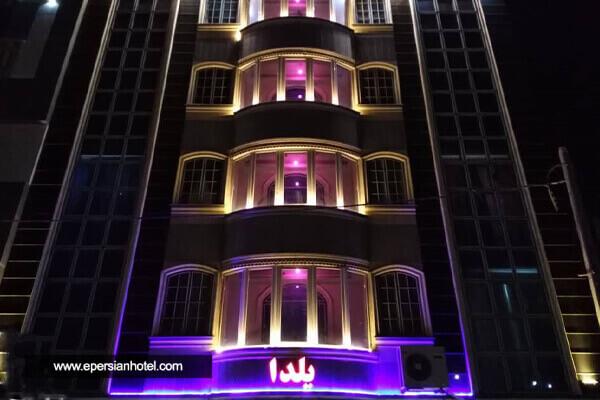 هتل آپارتمان آپارتمان یلدا  مشهد