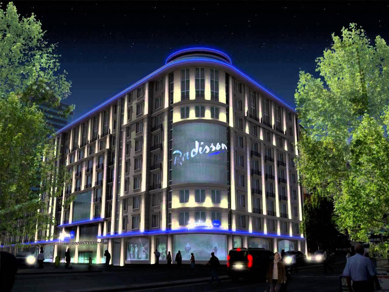 هتل Radisson Blu Sisli hotel استانبول