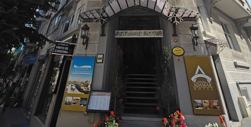هتل Adamar Hotel استانبول