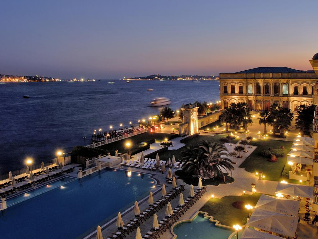 هتل  Ciragan Palace Kempinski استانبول
