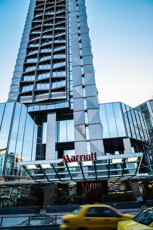 هتل  Istanbul Marriott Hotel Şişli استانبول