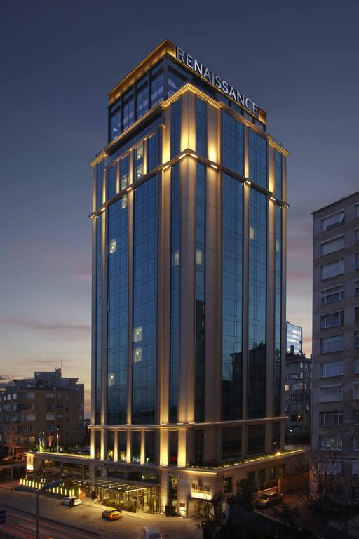 هتل Renaissance Istanbul Polat Bosphorus Hotel استانبول
