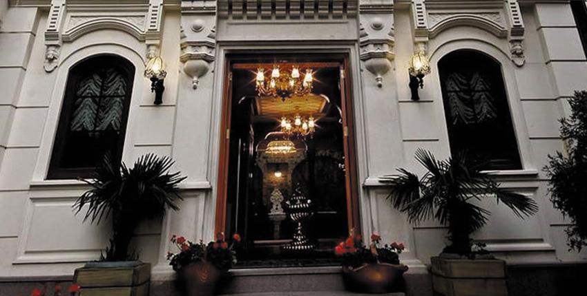 هتل Niles Istanbul Hote استانبول