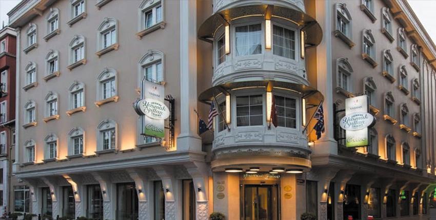 هتل Yasmak Sultan Hotel استانبول