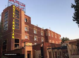 هتل ایرانیان قزوین