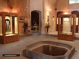 هتل گنجعلیخان کرمان