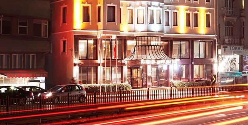 هتل grand halic استانبول