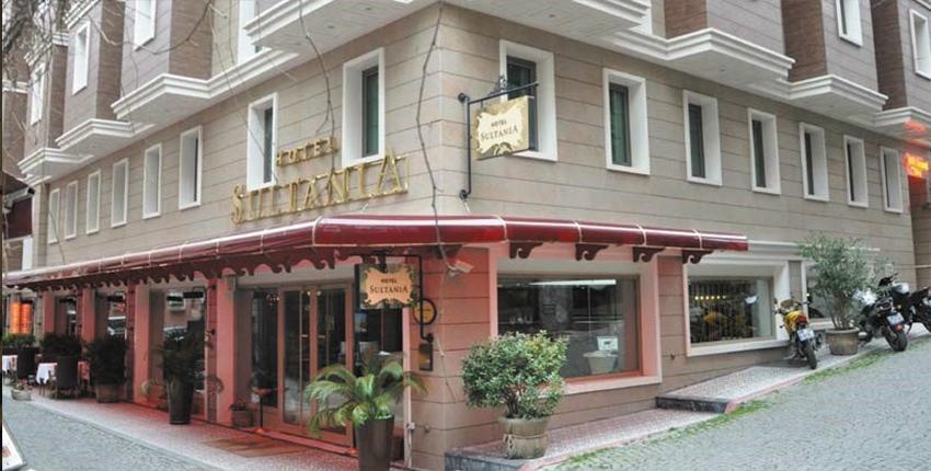 هتل Hotel Sultania استانبول