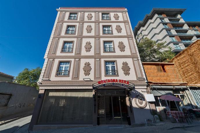 هتل Montagna Hera hotel istanbul استانبول