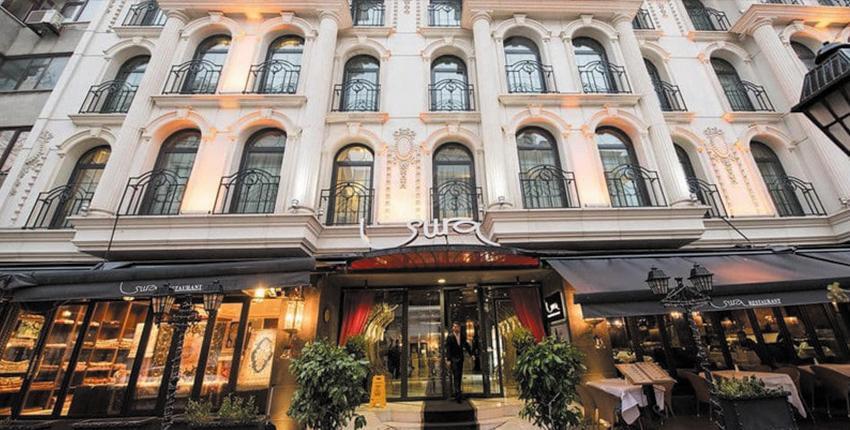 هتل Sura Design Hotel & Suites استانبول