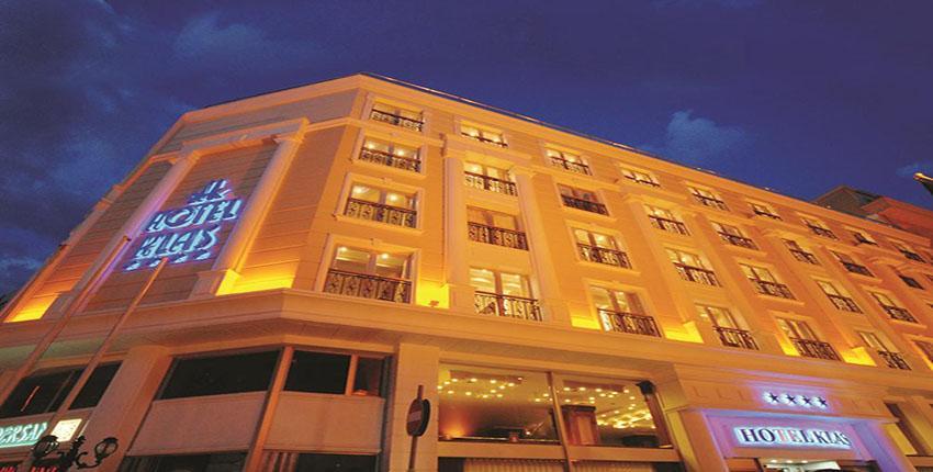 هتل klass hotel استانبول