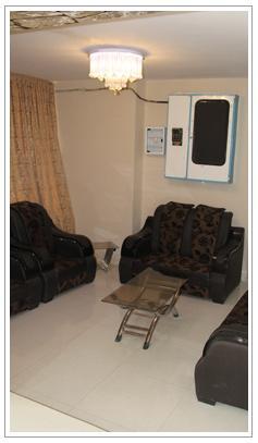 هتل  اپارتمان هیراد مشهد