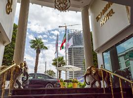 هتل آپارتمان تاج محل تهران