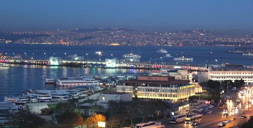 هتل Herton Hotel استانبول