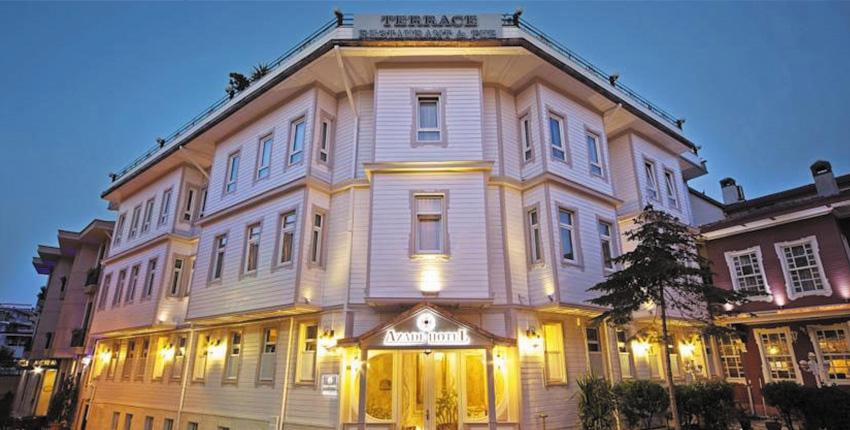 هتل Azade Hotel استانبول
