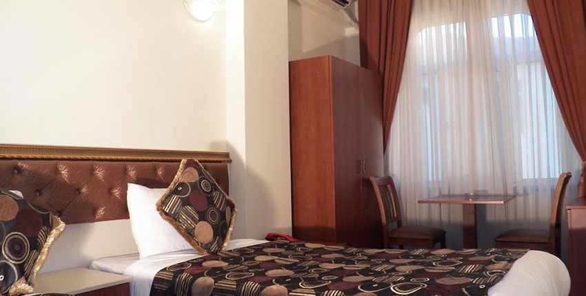 هتل Topkapi Sabena Hotel استانبول