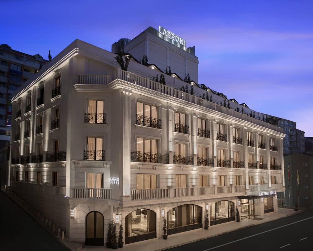 هتل Lazzoni Hotel استانبول