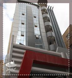 هتل  آپارتمان شیرزاد  مشهد