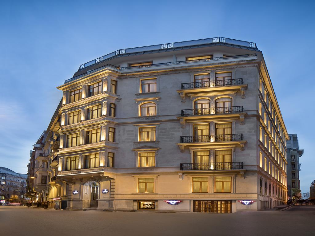 هتل Bvs Lush Hotel Taksim استانبول