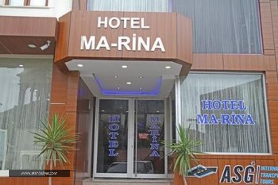 هتل Marina city istanbul استانبول