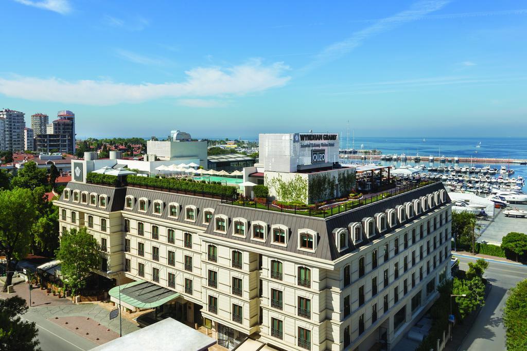 هتل Wyndham Grand Istanbul Kalamış Marina استانبول