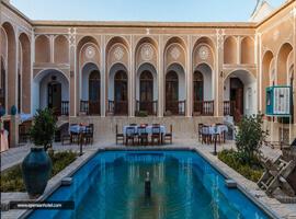 هتل سنتی لاله یزد