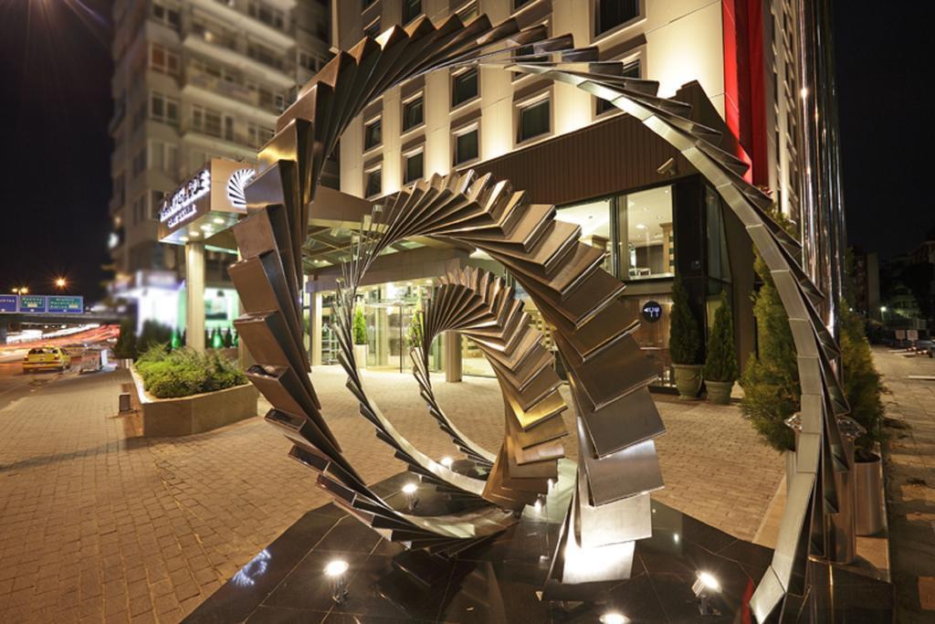 هتل Avantgarde Hotel Levent استانبول