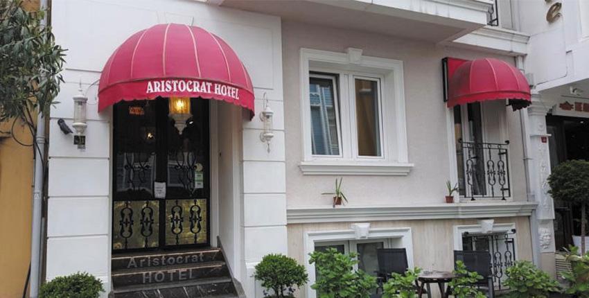 هتل Aristocrat Hotel استانبول
