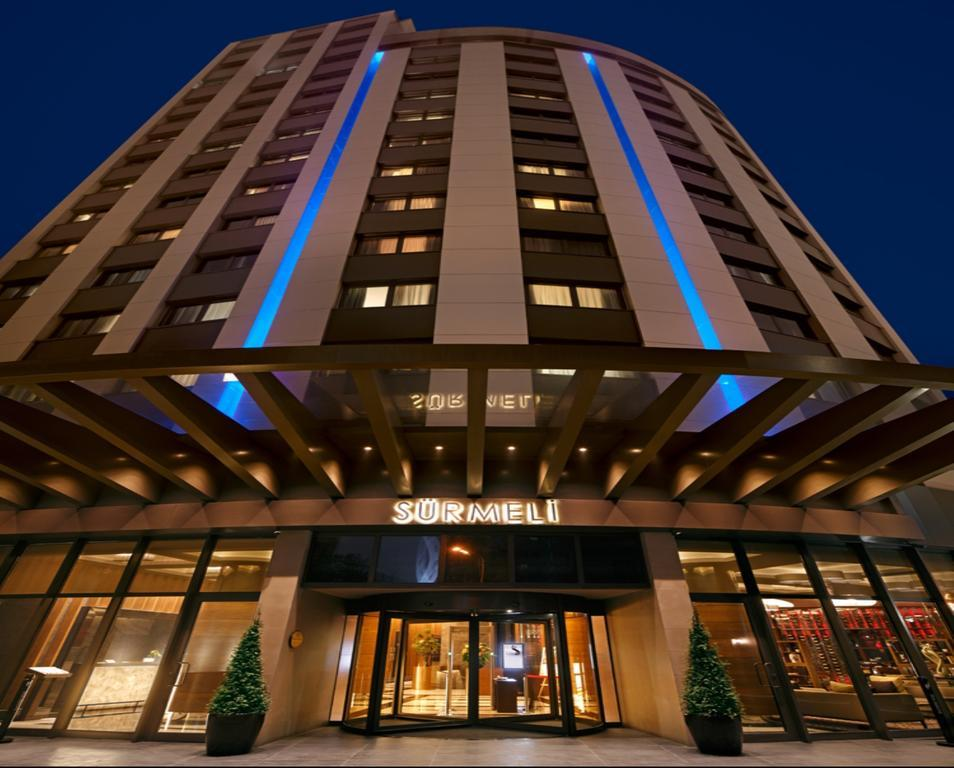 هتل Surmeli Istanbul hotel استانبول