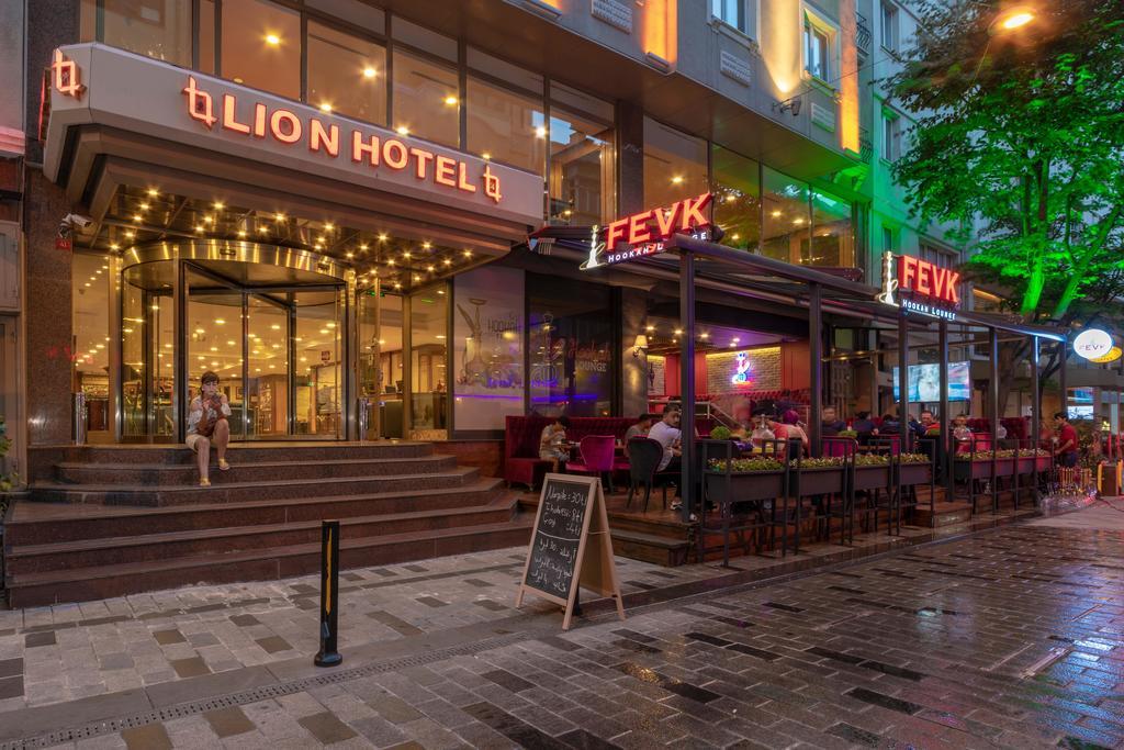 هتل lion taksim استانبول