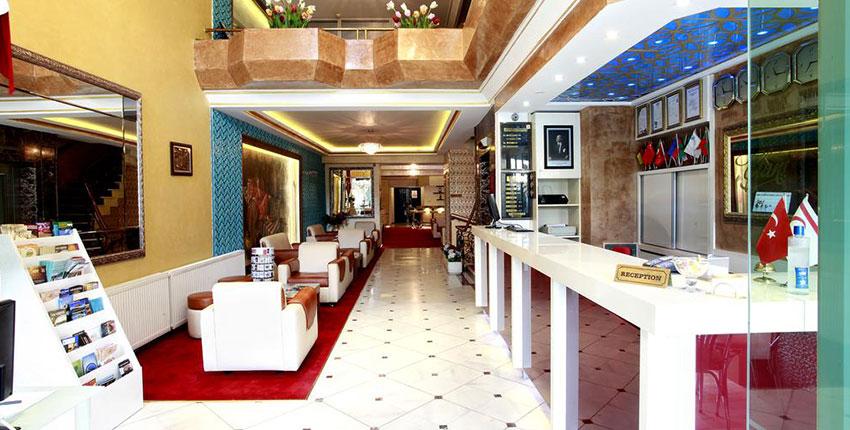 هتل elan hotel istanbul استانبول