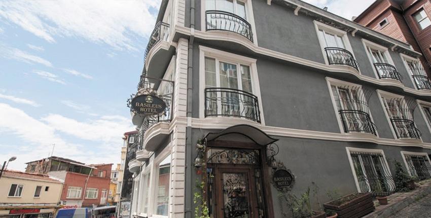 هتل Basileus Hotel استانبول