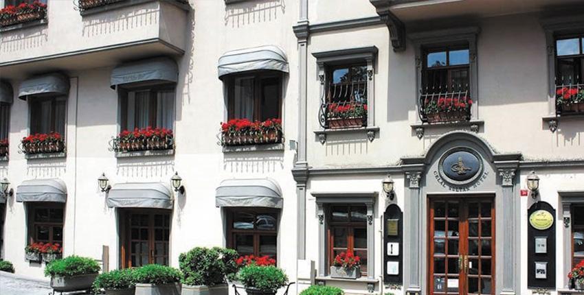 هتل Celal Sultan Hotel استانبول